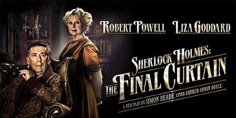 Louise Templeton - Sherlock Holmes: The Final Curtain