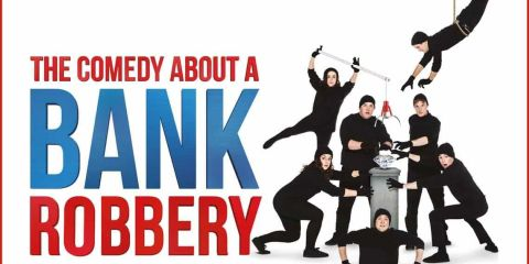 David Howe - The Comedy About A Bank Robbery