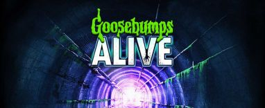 GOOSEBUMPS AT THE VAULTS